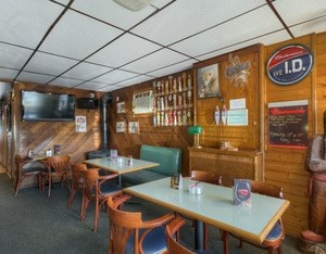 The bar at Tyee Coupeville